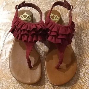 Fergalicious Sandals size 8.5